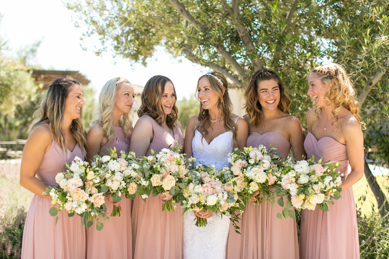 Croad Vineyard Wedding by Paso Robles Wedding Florist Flowers By Denise